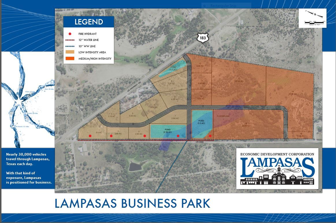 Business Park Map_Tradeshows